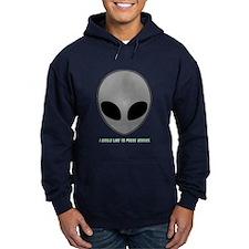 Alien Probe Hoodie