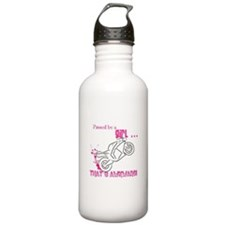 Awkward Sports Water Bottle