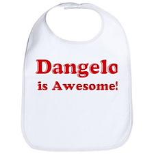 Dangelo is Awesome Bib