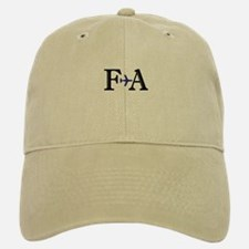 FA Flight Attendant Here to Save Baseball Baseball Cap