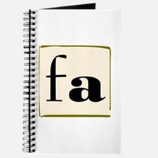 """FA"" Journal"