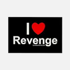 Revenge Rectangle Magnet