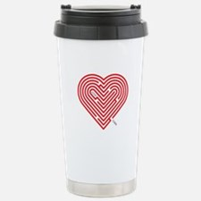 I Love Cara Travel Mug
