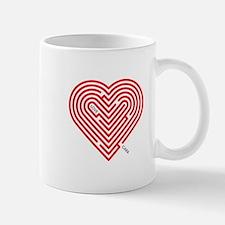I Love Cara Small Small Mug