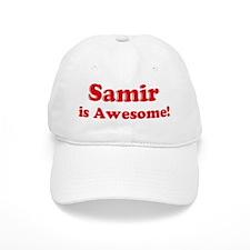 Samir is Awesome Baseball Cap