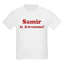 Samir is Awesome Kids T-Shirt