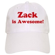 Zack is Awesome Baseball Cap