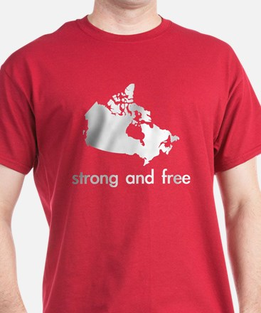 Strong and Free T-Shirt