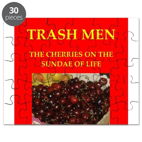 trash men Puzzle