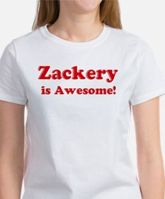 Zackery is Awesome Tee