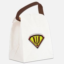 superman copy.png Canvas Lunch Bag