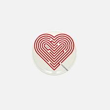 I Love Casandra Mini Button
