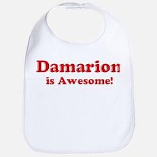 Damarion is Awesome Bib