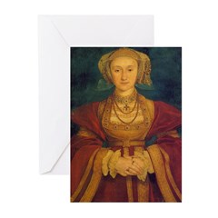 Anne of Cleves Note Cards (10)