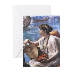 Roman Voyage Note Cards (Pk of 10)
