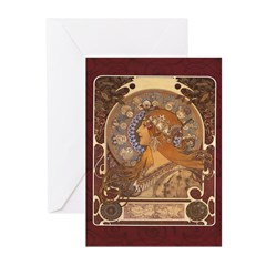 The Zodiac Greeting Cards (Pk of 10)