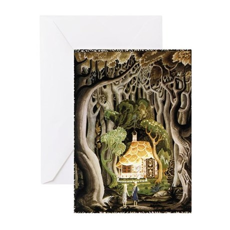 Hansel & Gretel Cards (Pk of 10)
