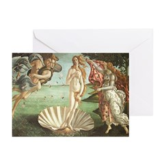 The Birth of Venus Cards (Pk of 10)
