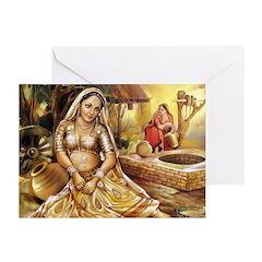 Village Beauty Cards (Pk of 10)