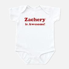 Zachery is Awesome Infant Bodysuit