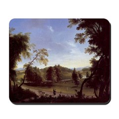 View of Curragh Chase Mousepad