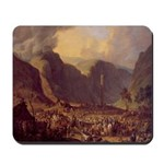 The Pattern at Glendalough, Wicklow 1813 Mousepad