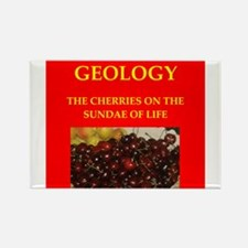 geology Rectangle Magnet