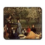 Spring Gathering Mousepad