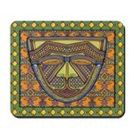 African Mask Mousepad