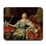 Russia's Catherine the Great Mousepad