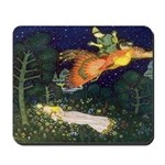Russian Firebird Fairytale Mousepad