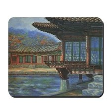 Japanese Arbor Mousepad