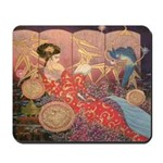 Asian Beauty Mousepad