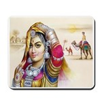Banjara Beauty Mousepad