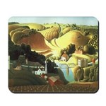 Stone City, Iowa Mousepad