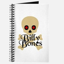Billy Bones Journal