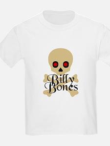 Billy Bones Kids T-Shirt