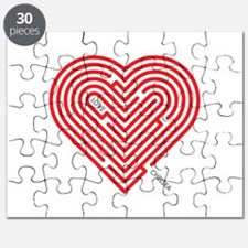 I Love Chelsea Puzzle