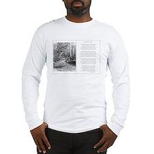 path_frostLarge.jpg Long Sleeve T-Shirt