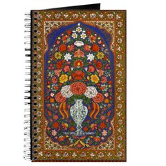 Floral Tapestry Journal