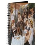 Renoir's Boat Party Journal