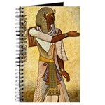 Ancient Egyptian Pharoah Journal