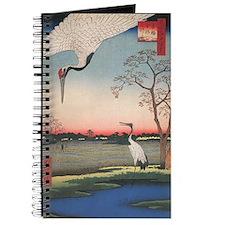 Japanese Cranes Journal