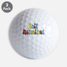 SelfActualizedModColors.psd Golf Ball