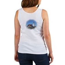 Cute Lighthouse Women's Tank Top