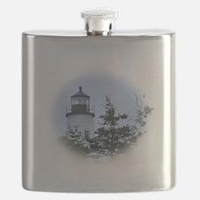 Cute Lighthouse Flask