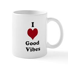 I HEART GOOD VIBES Mug