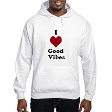 I HEART GOOD VIBES Hoodie
