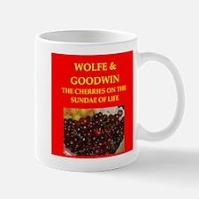 wolfe and goodwin Mug