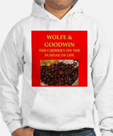 wolfe and goodwin Hoodie
